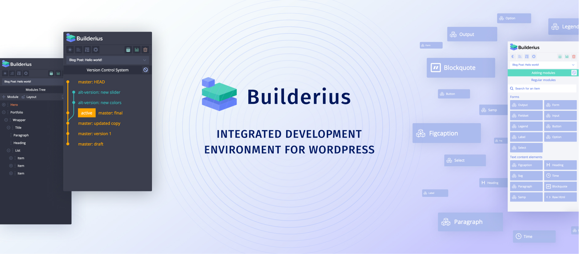 Introducing Builderius 0.9.3: GraphQL support, new templating system and more!